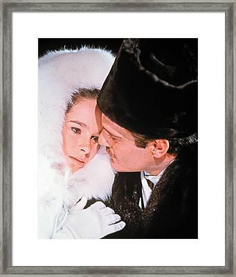 Doctor Zhivago  Framed Print