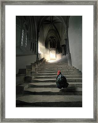 12. Lord Orp Framed Print
