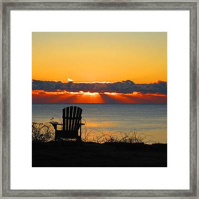 New Castle Nh Framed Print