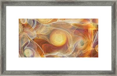 Solara Framed Print