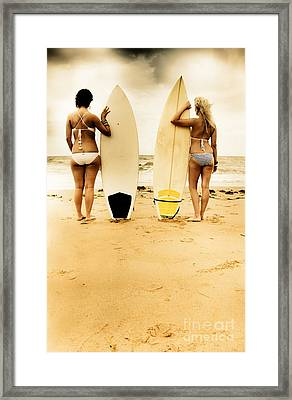Summer Framed Print by Jorgo Photography - Wall Art Gallery