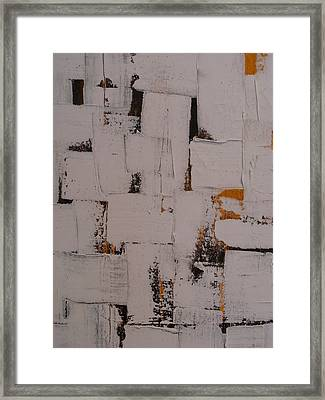Untitled Framed Print by Etel Canalis