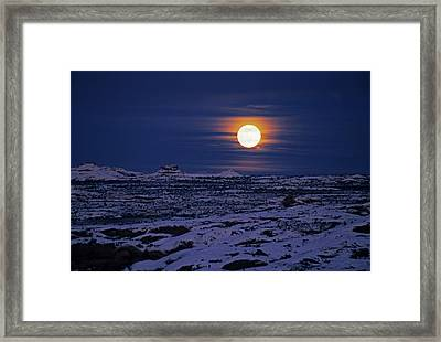 Usa, Utah, Arches National Park Framed Print by Jaynes Gallery