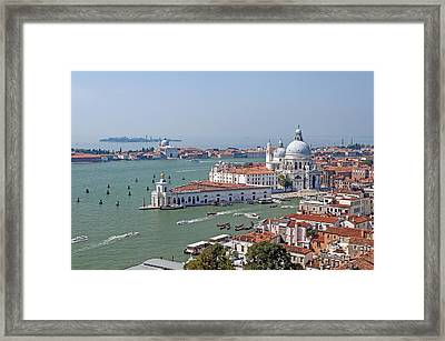 Venice. Italy. Framed Print by Fernando Barozza