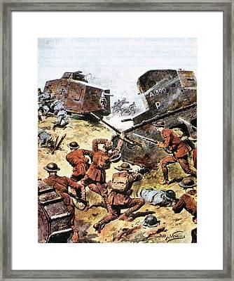 World War I (1914-1918 Framed Print by Prisma Archivo