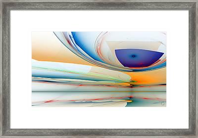 1226 Framed Print by Lar Matre