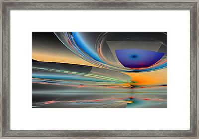 1227 Framed Print by Lar Matre