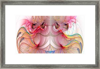 1231 Framed Print by Lar Matre