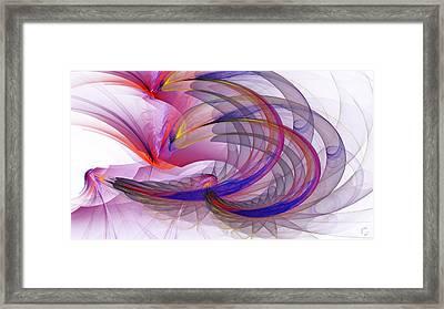 1237 Framed Print by Lar Matre