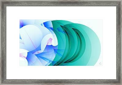 1245 Framed Print by Lar Matre