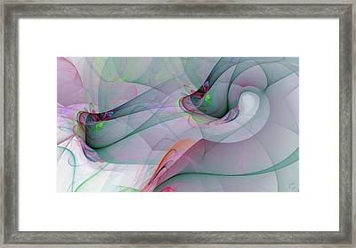 1247 Framed Print by Lar Matre