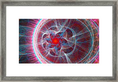 1249 Framed Print by Lar Matre