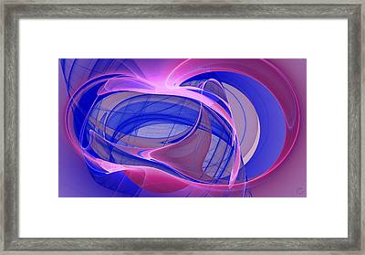 1251 Framed Print by Lar Matre