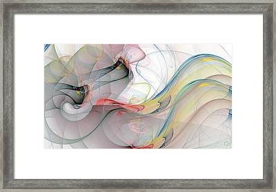 1255 Framed Print by Lar Matre