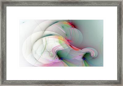 1259 Framed Print by Lar Matre