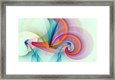 1260 Framed Print by Lar Matre