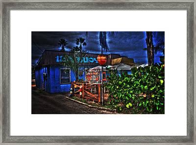 12a Buoy Framed Print by Richard Hemingway