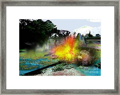 12freeviews Framed Print by Immo Jalass