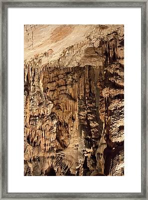 Baradla Framed Print by Daniel Csoka