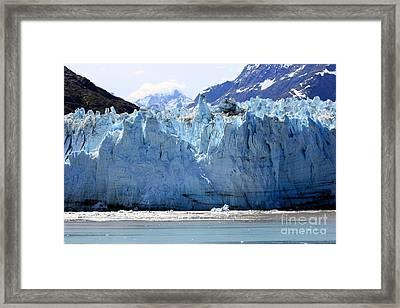 Glacier Bay National Park Framed Print by Sophie Vigneault