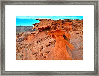 Little Finland Framed Print by Ray Mathis