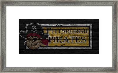 Pittsburgh Pirates Framed Print