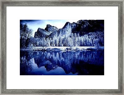 Scenic Yosemite Framed Print