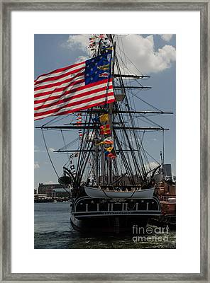 Framed Print featuring the photograph 13 Stars by Mike Ste Marie