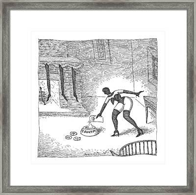 New Yorker December 25th, 2006 Framed Print by John O'Brien