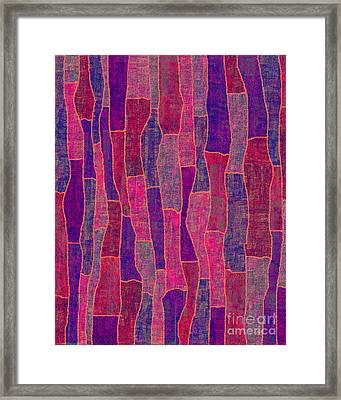 1344 Abstract Thought Framed Print