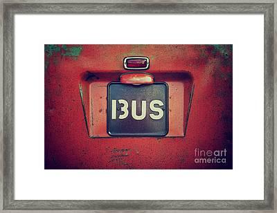13us Framed Print