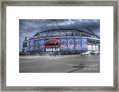 14 - For Ernie Framed Print by David Bearden