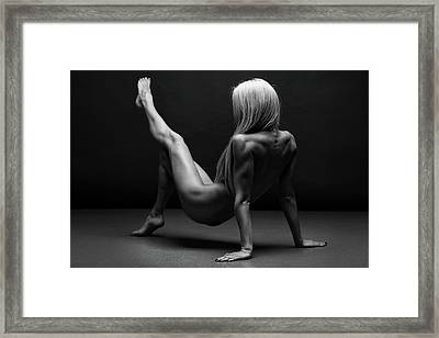 Bodyscape Framed Print