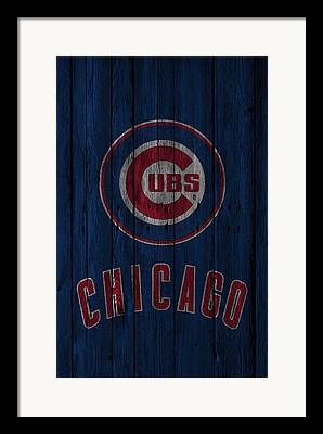 Cubs Framed Prints
