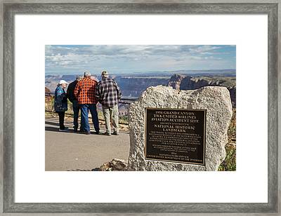 Grand Canyon Framed Print by Jim West