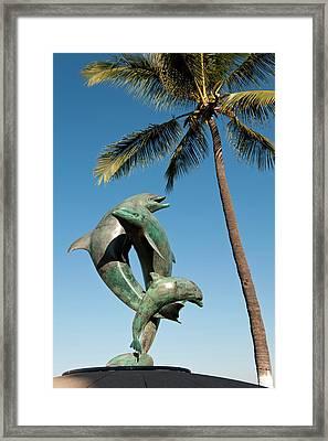 Mexico, Puerto Vallarta Framed Print