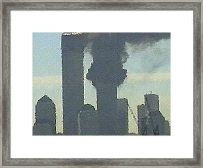 #14 Sands Of Time Framed Print