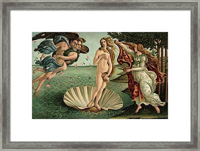 1400s 1486 Painting Sandro Botticelli Framed Print