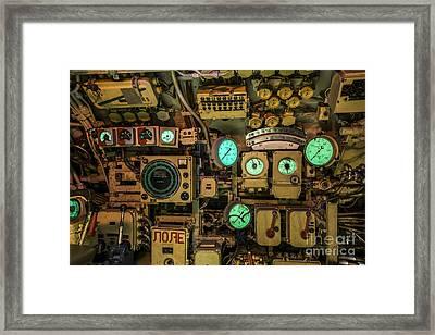 140221p108 Framed Print