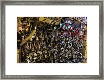 140221p109 Framed Print