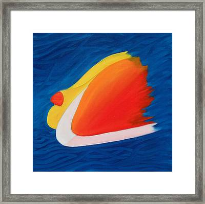 148  'talbot Tail' Framed Print by Gregory Otvos