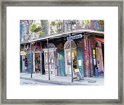 149 Framed Print by John Boles