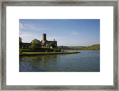 14th Century Timoleague Abbey Framed Print