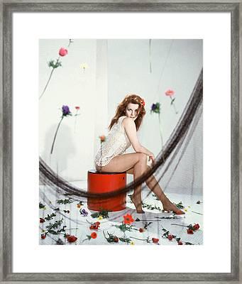 Ann-margret Framed Print