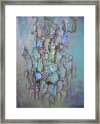 Assemblage Framed Print by Wiola Anyz