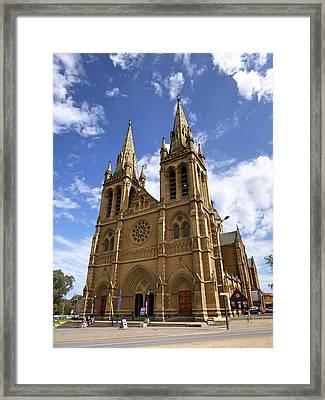 Church Framed Print by Girish J