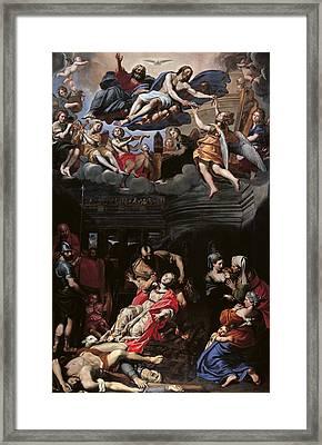 Italy, Emilia Romagna, Bologna Framed Print by Everett