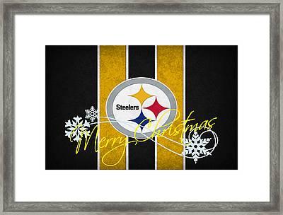 Pittsburgh Steelers Framed Print