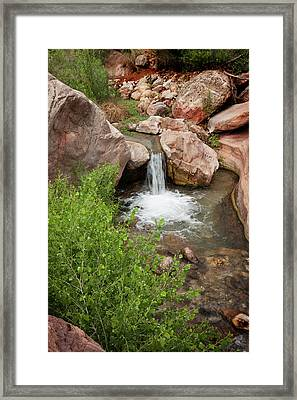 Usa, Arizona, Grand Canyon National Park Framed Print