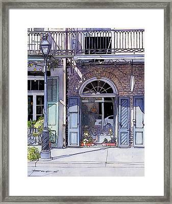 150 Framed Print by John Boles